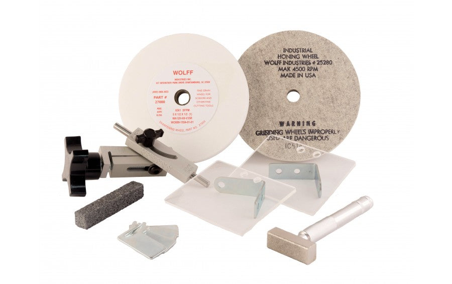 Wolff® Twice As Sharp® Tune Up Kit