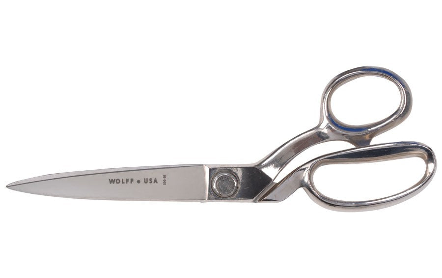 "Wolff® 10"" Bent Handle Shear"