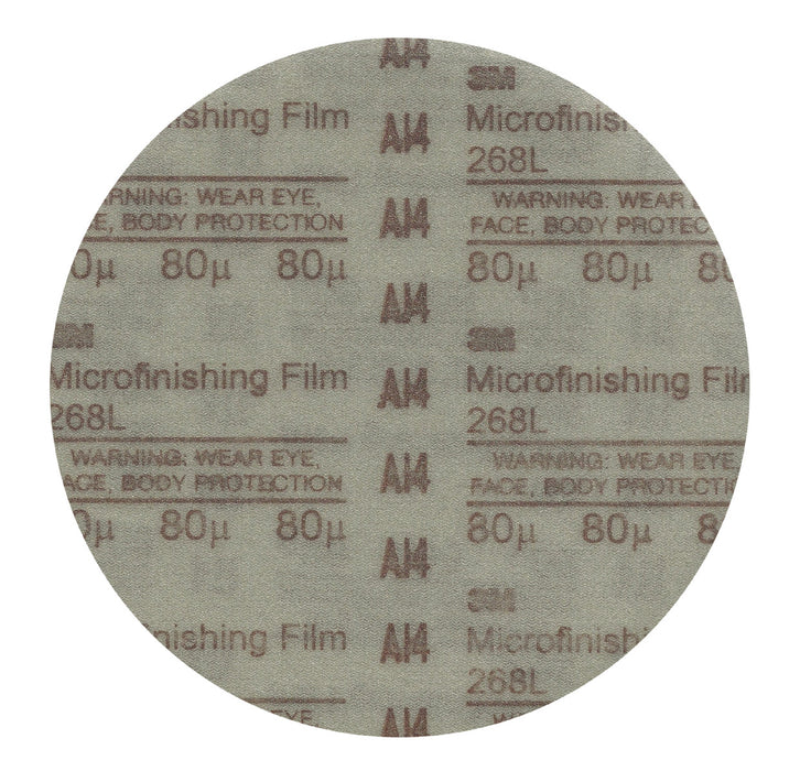 3M™ Microfinishing Hookit™ Hook and Loop Film Disc