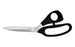 "KAI® N5220L 8-3/4"" Left Poultry Scissors - Stainless Steel Shears"