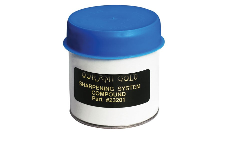 Ookami Gold® Polishing Compound