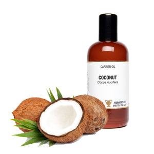 Coconut Carrier Oil (Fractionated) 100ml by Amphora Aromatics