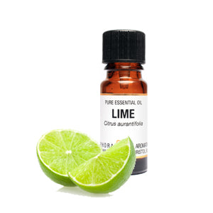 Lime Pure Essential Oil 10ml by Amphora Aromatics