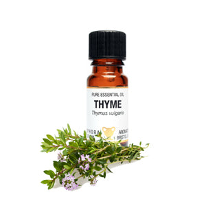 Thyme Pure Essential Oil 10ml by Amphora Aromatics