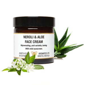 Neroli & Aloe Face Cream 60ml