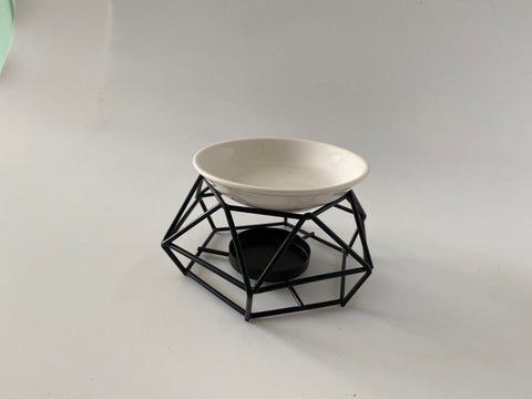 Stylish Geometric Polygon Craft Essential Oil Aroma Burner