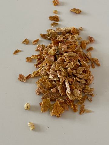 Lemon Peel - coarse cut - 25g Tea, Infusion, Vitamin C, Skin Cleansing