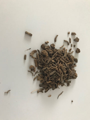 "Valerian Root 25g, Dried - Tea - Valeriana officinalis - ""Nature's Valium"""