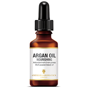 Argan Oil 25ml Dropper Amphora Aromatics Beauty Oil