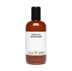 Argan Oil Deodorised 100ml by Amphora Aromatics