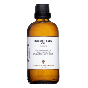 Rosehip Seed Oil 100ml by Amphora Aromatics