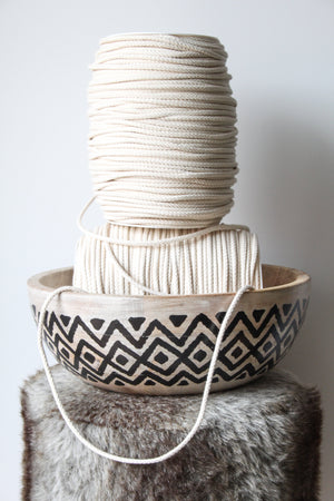 Macramé Cotton Rope