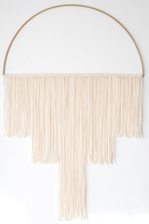 Hope Macramé Wallhanging