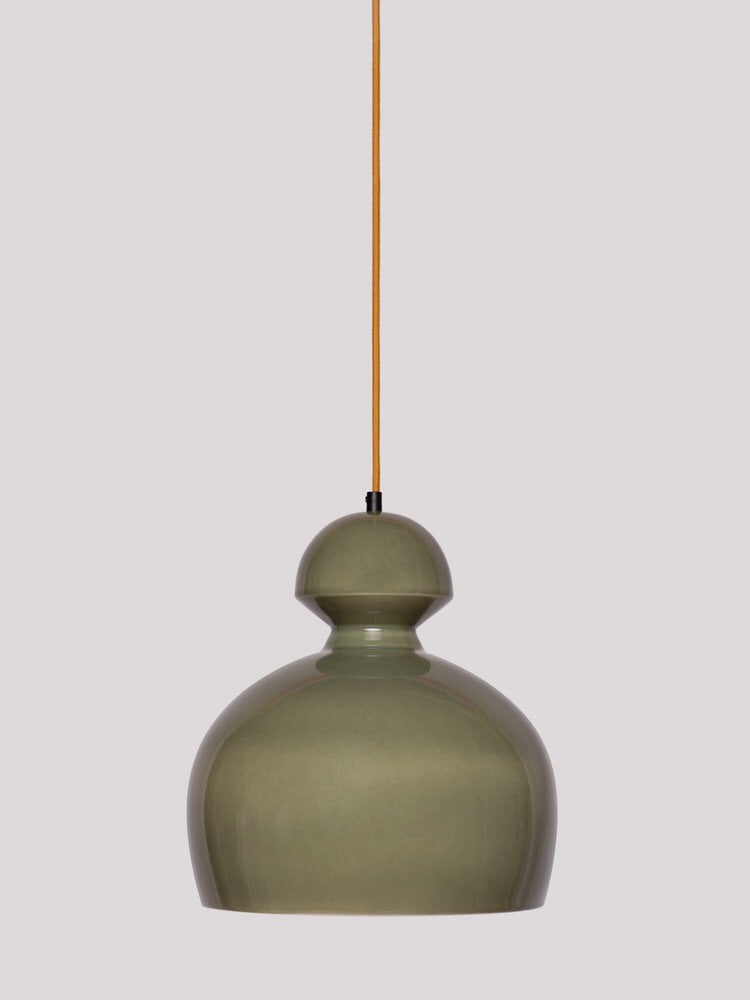 Mobo - Ceramic Pendant Lamp
