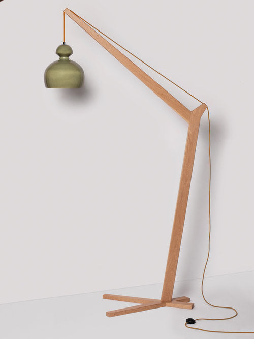 Mobo - Ceramic Floor Lamp