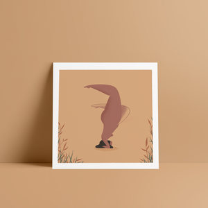 print vanessa illustration casulo curated shop