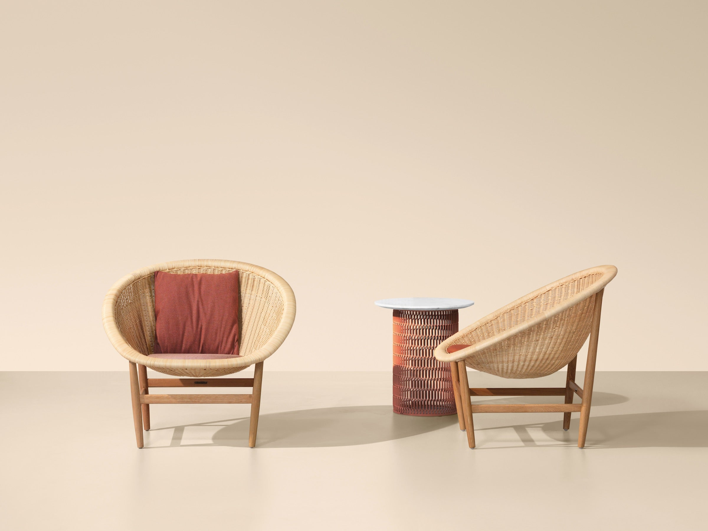 kettal chair casulo curated