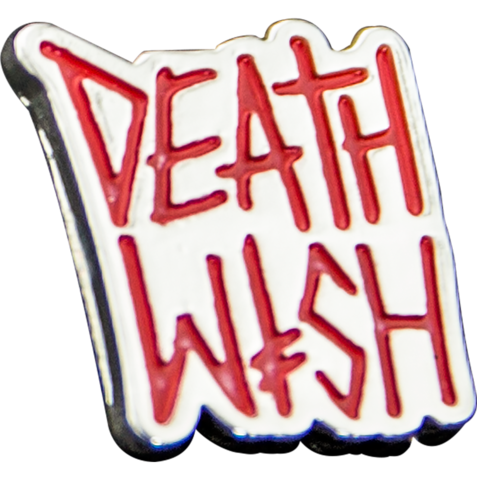 "Deathwish Lapel Pin ""Deathstack"""