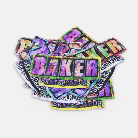 "Baker Stickers ""Finger Painting"" 12-pack"