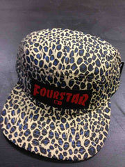 "Fourstar 5panel cap ""highspeed camper"""
