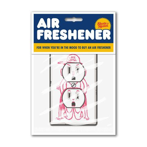 "Skate Mental air freshner ""outlet"""