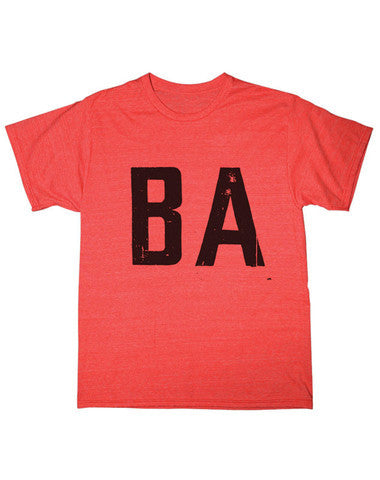 "Fourstar t-shirt  ""BA triblend"""