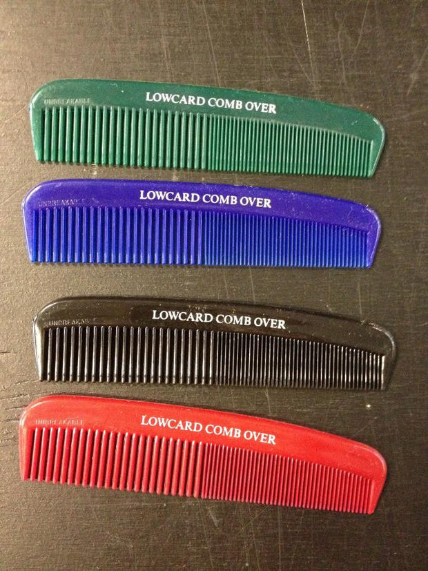 "Lowcard  ""Comb"" assorted"