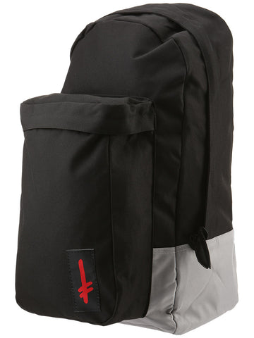 "Deathwish Backpack ""Lucifer"" blk/grey"