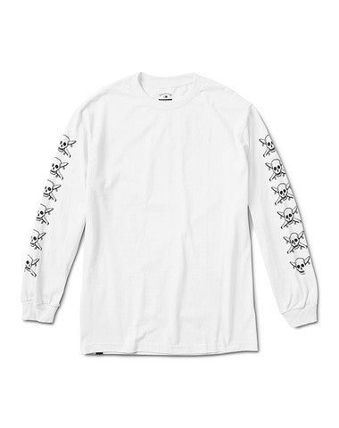 "Fourstar t-shirt L/S  ""Pirate chain"""