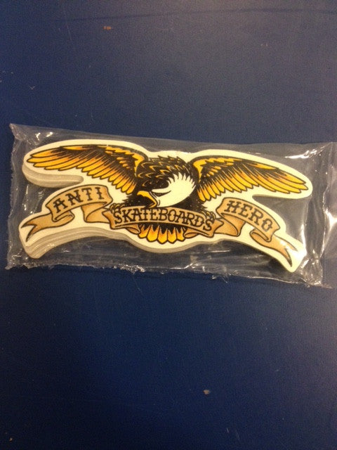 "AH Sticker  ""eagle"" Medium  25-pack"