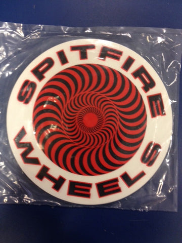 "Spitfire Sticker  ""Classic"" Small  25-pack"