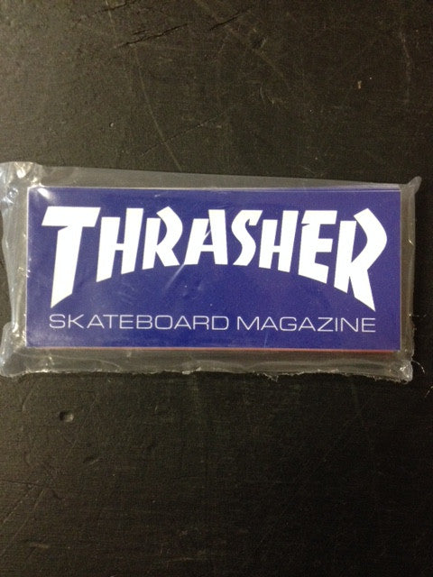 "Thrasher Sticker  ""Skatemag"" Standard  25-pack"