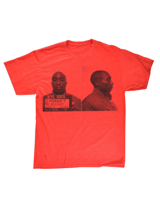 "Fourstar t-shirt  ""mug shot"""