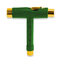 Shake Junt skate tool green/yellow