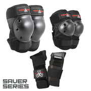 "Triple 8  Skydd ""Saver Series"" 3-pack"