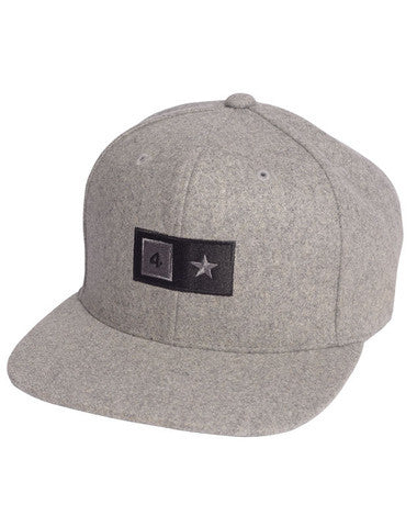 "Fourstar cap snapback ""Bar WOOL"""