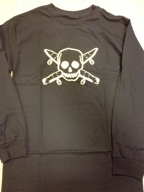 "Fourstar t-shirt  ""pirate""  long sleeve"