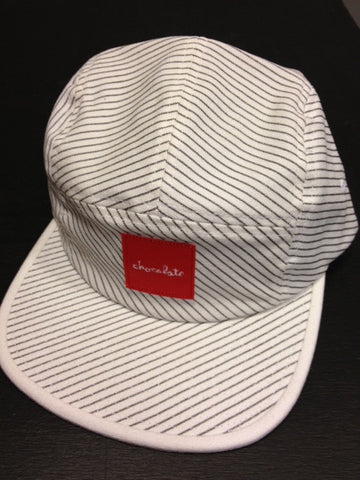 "Chocolate camper cap ""5 panel"""