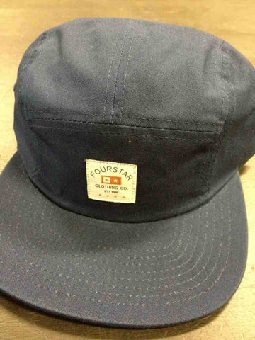 "Fourstar 5panel cap ""trademark camper"""
