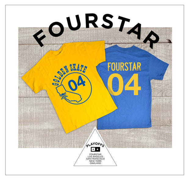 "Fourstar t-shirt  ""playoffs"""