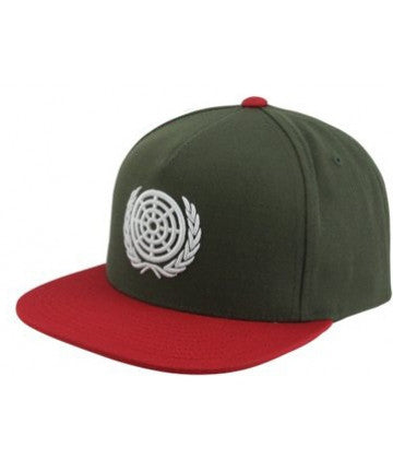 "Berrics Cap ""Icon"" dusty olive"