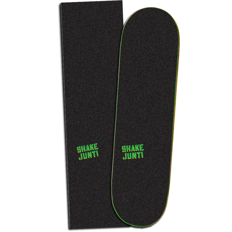 "Shake Junt griptape ""Low Key"" sprayed"