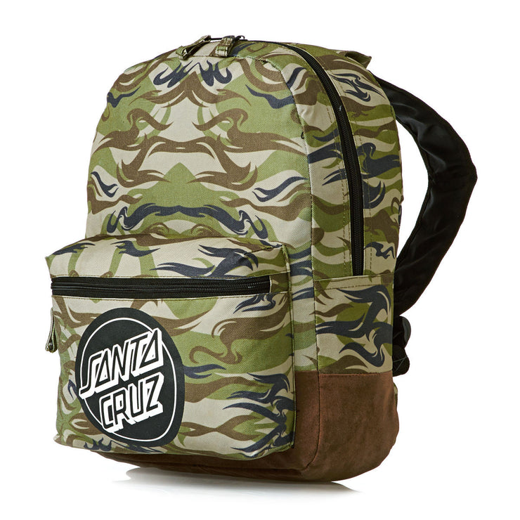 Santa Cruz Camo Dot Backpack
