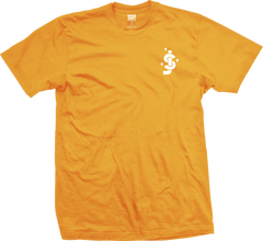 "Shake Junt  t-shirt ""Bling"" orange"