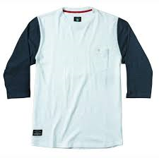 "Fourstar 3/4 sleeve raglan knit  ""leavenworth"""