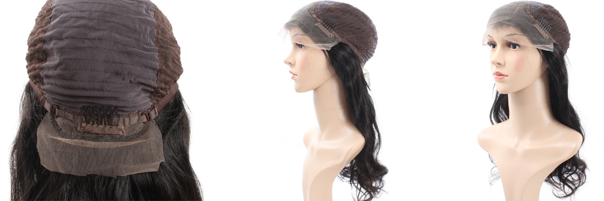 lolly hair lace front wig