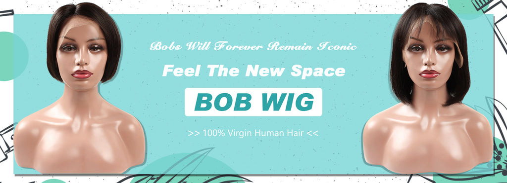 lolly hair bob wig