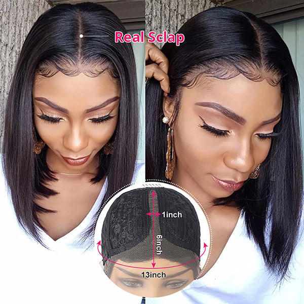 Lolly Hair Brazilian Water Wave Human Hair 3 Bundles with 4x4 Lace Closure : LOLLYHAIR