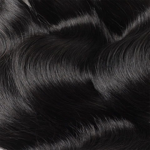 Lolly Indian Body Wave Hair 2 Bundles 100% Virgin Human Bundles Deals : LOLLYHAIR