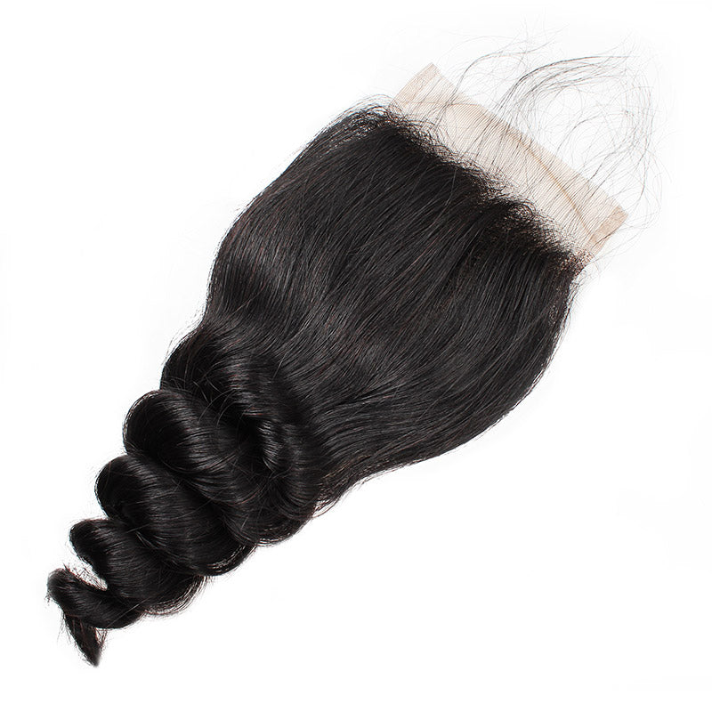 Lolly Hair Virgin Human 9A Loose Wave Malaysian Hair Extensions 4 Bundle Deals 400g : LOLLYHAIR